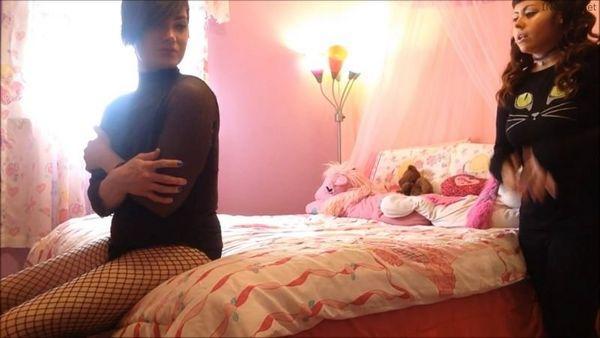 FluxieandChibi – Transsexual Brother and Chubby Sister 2 Amateur Incest Videos in HD