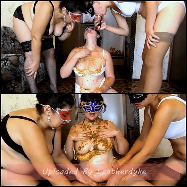 Lolita in shit and vomiting Olga and Yana with ModelNatalya94 | Full HD 1080p | Release Year: Jan 17, 2019
