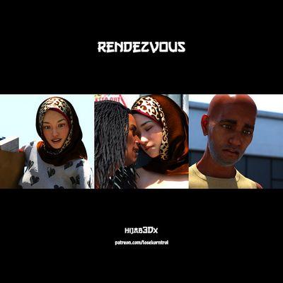 [3D Porn Comic] [Losekorntrol] Rendezvous [arab sex]