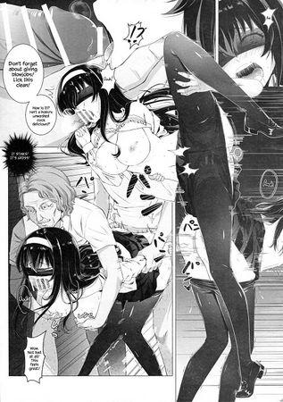 Cover Kasumi Utako no Sex Koukyoushi