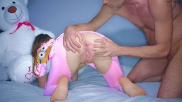 TEDDY LOVE with DADDY XXX HD