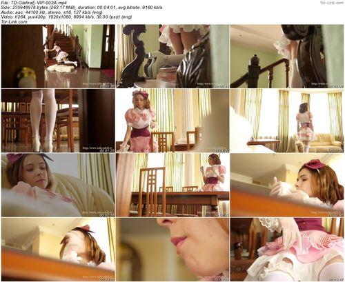 TokyoDoll Glafira E - VIP videos 003A - 003B