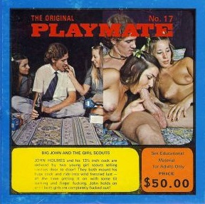 w61cqv9oda7y Playmate Film 17: Big John and the Girl Scouts (1970s)