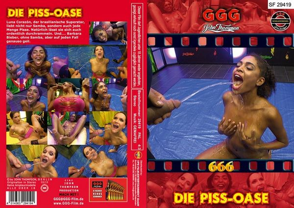 [666] [SF 29419] Die Piss-Oase (2019) [Luna Corzazon] Full HD 1080p