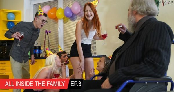 All Inside The Family Ep.3 Crazy Birthday Party! HD [Untouched 1080p]