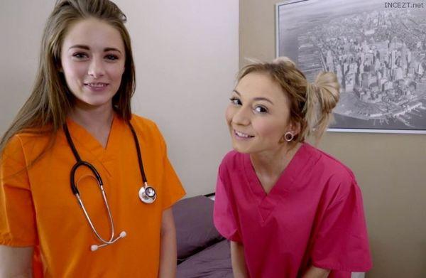 Sister Nurse – Chloe Temple HD [Untouched 1080p]