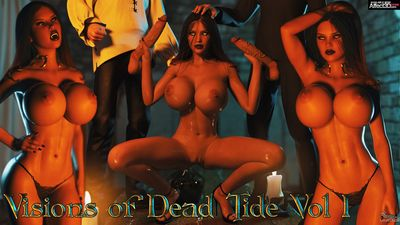 [3D Porn Comic] [Gazukull] Visions Of Dead Tide Part 1 [vampire girl]