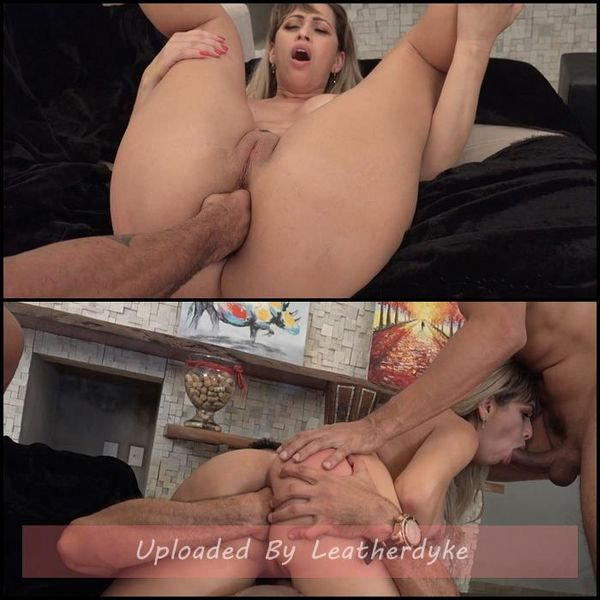 Mirella Mansur self anal fisting and dildo penetration | HD 720p | Kusunungurwa Gore: Feb 18, 2018