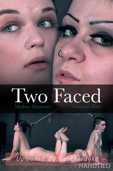 Two Faced with Mallory Maneater and Anastasia Rose | HD 720p | Release Year: Feb 20, 2019