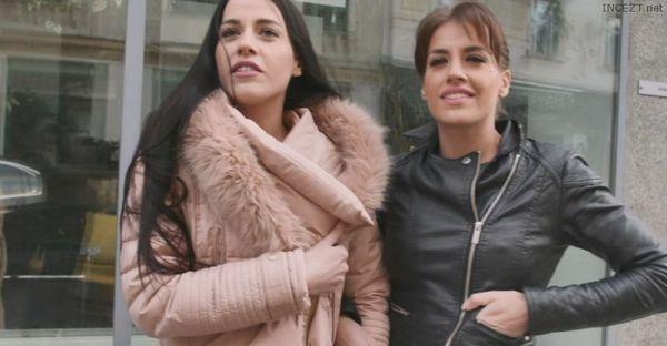 REAL Lesbian Twins – Eveline Dellai and Silvia Dellai HD