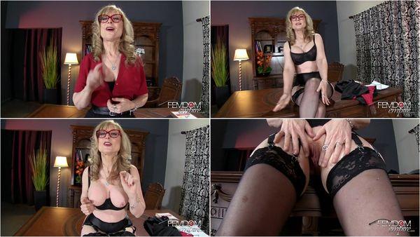 Job Interview JOI Test [FemdomEmpire] Nina Hartley (726 MB)