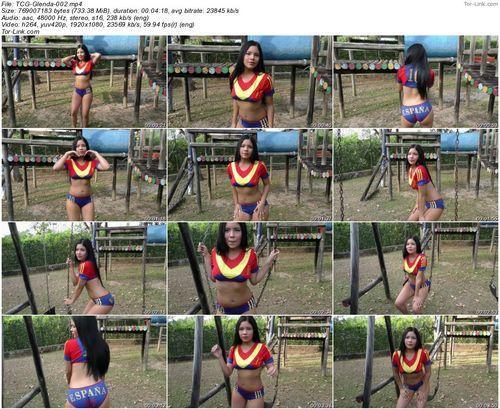 TeenCoverGirls Glenda - video 2