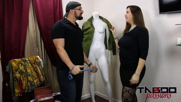 My Big Ass Mannequin Madisin Lee – Mother and Son HD