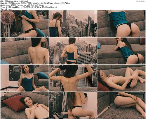 George-Models Anna Vlasova - video 7
