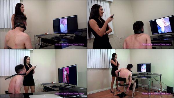 [30.09.16] Reprogrammed Gay [AmericanMeanGirls] Princess Bella (1080p)