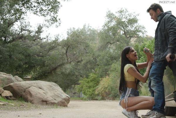KATYA GETS HOT STUFF ON HER CHEST – Katya Rodriguez HD [Untouched 1080p]