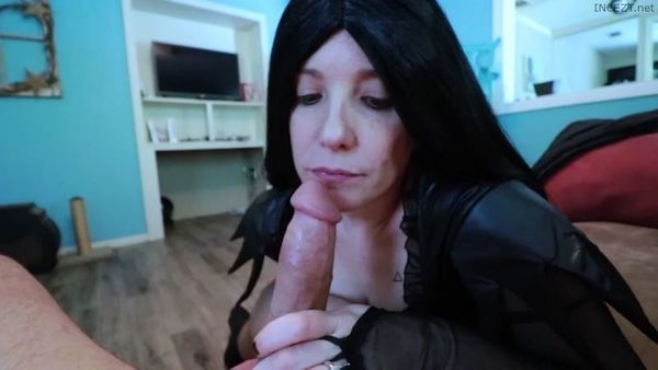 Jane Cane – Taboo Blowjob Compilation HD