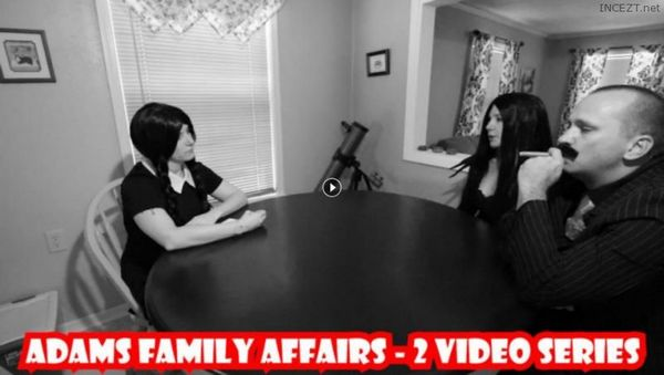 Jane Cane – The Adam's Family Affairs COMPLETE HD