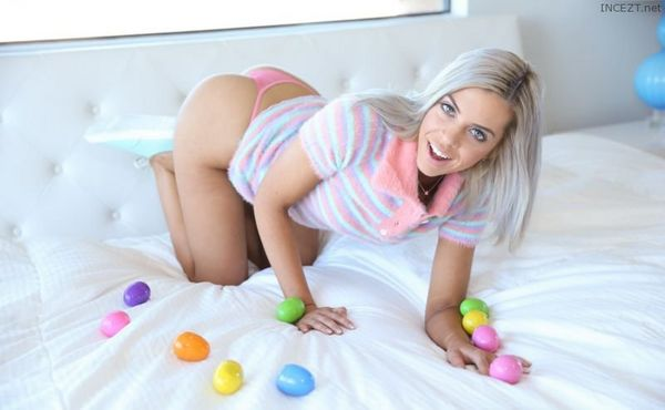 Allie Nicole – Stepdaughter Caught Stealing Easter Egg Money HD [Untouched 1080p]