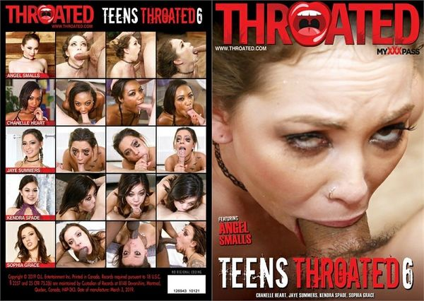 [My XXX Pass] Teens Throated #6 (2019) [Kendra Spade]