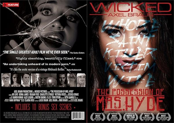 [Wicked Pictures] The Possession Of Mrs Hyde (2018) [Jessica Drake] HD 720p