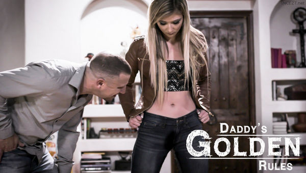 DADDY'S GOLDEN RULES – April Aniston HD [Untouched 1080p]