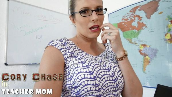 Cory Chase in Teacher Mom HD SUPER EXCLUSIVE! ANAL!