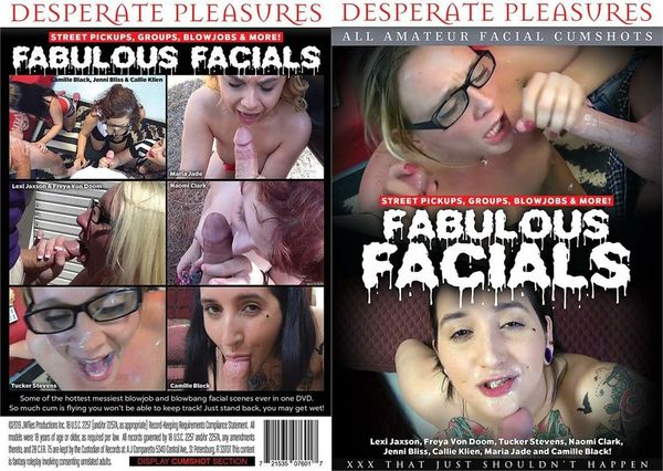 [Desperate Pleasures] Fabulous Facials (2018) [Camille Black]