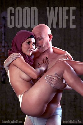 [3D Porn Comic] [VforVendettaV] Good Wife [arab sex]