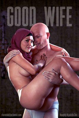 [3D Porn Comic] [VforVendettaV] Good Wife [arab sex]