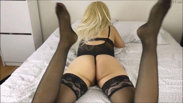 Mothers Stockings Feet Fetish HD 1080p