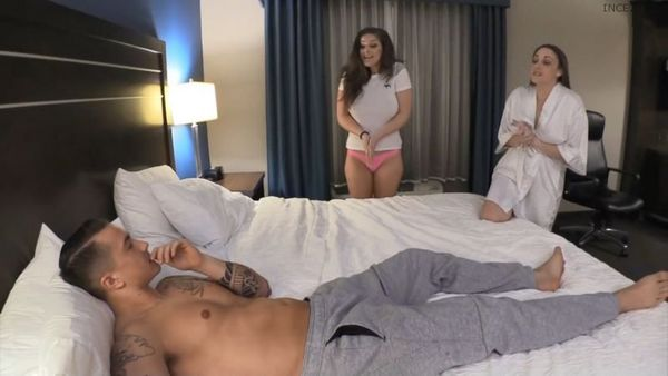 Mom Helps Son Impregnate Aunt Part 4 – Melanie Hicks and Clover Baltimore HD 1080p