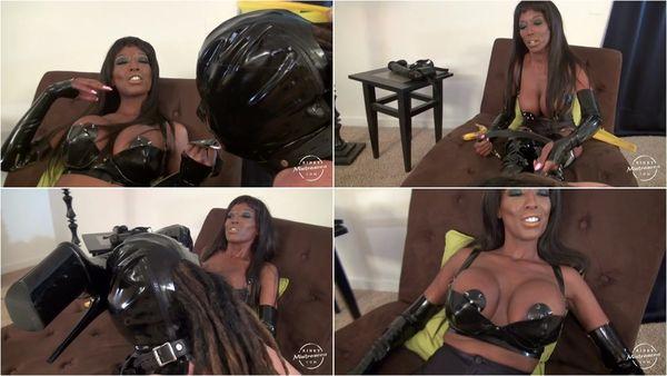 Houseboy Serves Her Well [KinkyMistresses] Mistress Adina (720p)